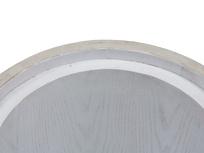 Hidey-Ho concrete wood storage unit