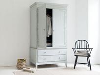 Flutterby wooden wardrobe