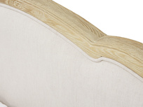 Mirabelle french style bed bed