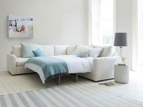 Chatnap comfy modular corner sofa bed with arms