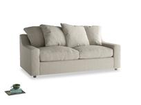 Medium Cloud Sofa in Thatch house fabric