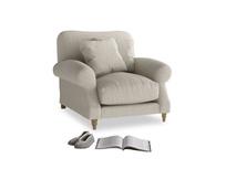 Handmade gorgeous authentic Crumpet armchair