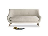 Retro inspired vintage style luxury Berlin sofa handmade in Britain