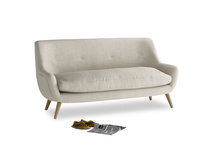 Vintage inspired Berlin retro style luxury sofa handmade in Britain