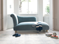 Contemporary Brontë Chaise longue extra comfy