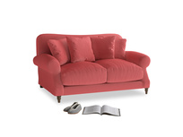 Small Crumpet Sofa in Carnival Clever Deep Velvet