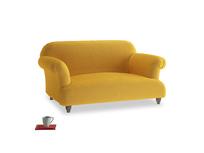 Small Soufflé Sofa in Pollen Clever Deep Velvet