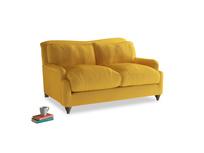 Small Pavlova Sofa in Pollen Clever Deep Velvet