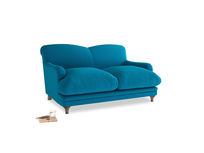 Small Pudding Sofa in Bermuda Brushed Cotton