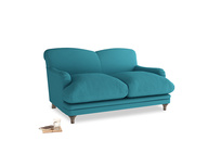 Small Pudding Sofa in Dragonfly Clever Linen