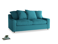 Medium Cloud Sofa Bed in Dragonfly Clever Linen