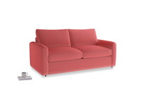Chatnap Sofa Bed in Carnival Clever Deep Velvet with both arms
