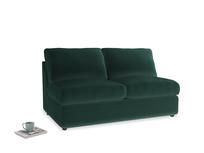 Chatnap Sofa Bed in Dark green Clever Velvet