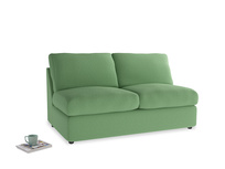 Chatnap Storage Sofa in Clean green Brushed Cotton