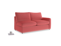 Chatnap Storage Sofa in Carnival Clever Deep Velvet with a right arm