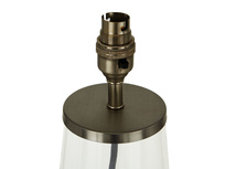 Shardy contemporary table glass lamp