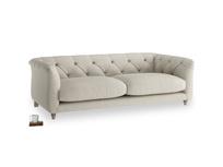 Medium Boho Sofa in Thatch house fabric