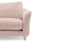 Bumpster upholstered handmade sofa