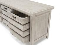 Welly wooden storage bench