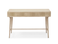 Clever Bubba wooden writing desk back detail