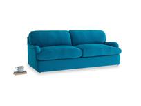 Large Jonesy Sofa Bed in Bermuda Brushed Cotton