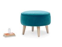 Footdoggle low small footstool