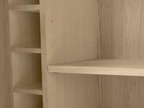 Bootleg drinks cabinet wine rack detail