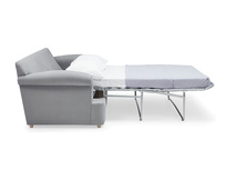Slowcoach open sofa bed side detail