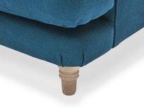 Slowcoach corner sofa leg detail