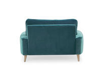 Strudel armchair back detail