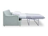 Jonesy modern sofa bed open side detail