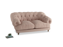 Small Bagsie Sofa in Pink clay Clever Softie