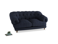 Small Bagsie Sofa in Seriously Blue Clever Softie
