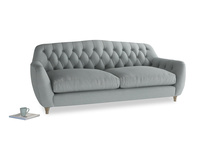 Large Butterbump Sofa in Armadillo Clever Softie