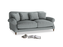Medium Crumpet Sofa in Armadillo Clever Softie