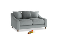 Small Oscar Sofa in Armadillo Clever Softie