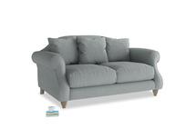 Small Sloucher Sofa in Armadillo Clever Softie