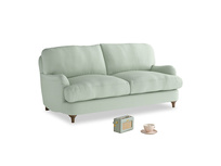 Small Jonesy Sofa in Soft Green Clever Softie