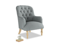 Flump Armchair in Armadillo Clever Softie