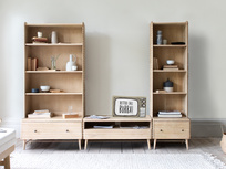 Bubba modular shelving unit