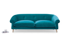 Schnaps tub upholstered sofa
