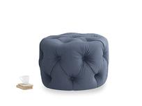 Gumdrop in Breton blue clever cotton