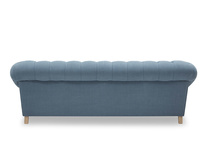 Bagsie button back chesterfield sofa back detail