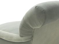 Pudding modern sofa back detail