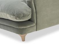 Pudding sofa upholstered handmade