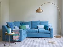 Cloud comfy corner sofa