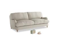 Medium Jonesy Sofa in Thatch house fabric