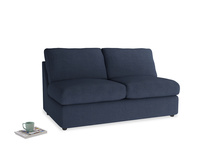 Chatnap Storage Sofa in Night Owl Blue Clever Woolly Fabric