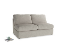 Chatnap Storage Sofa in Grey Daybreak Clever Laundered Linen