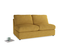 Chatnap Storage Sofa in Mellow Yellow Clever Laundered Linen